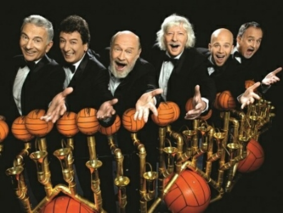 Les Luthiers llegan a Oviedo