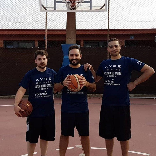Inter Hotel Games Baloncesto definitivo
