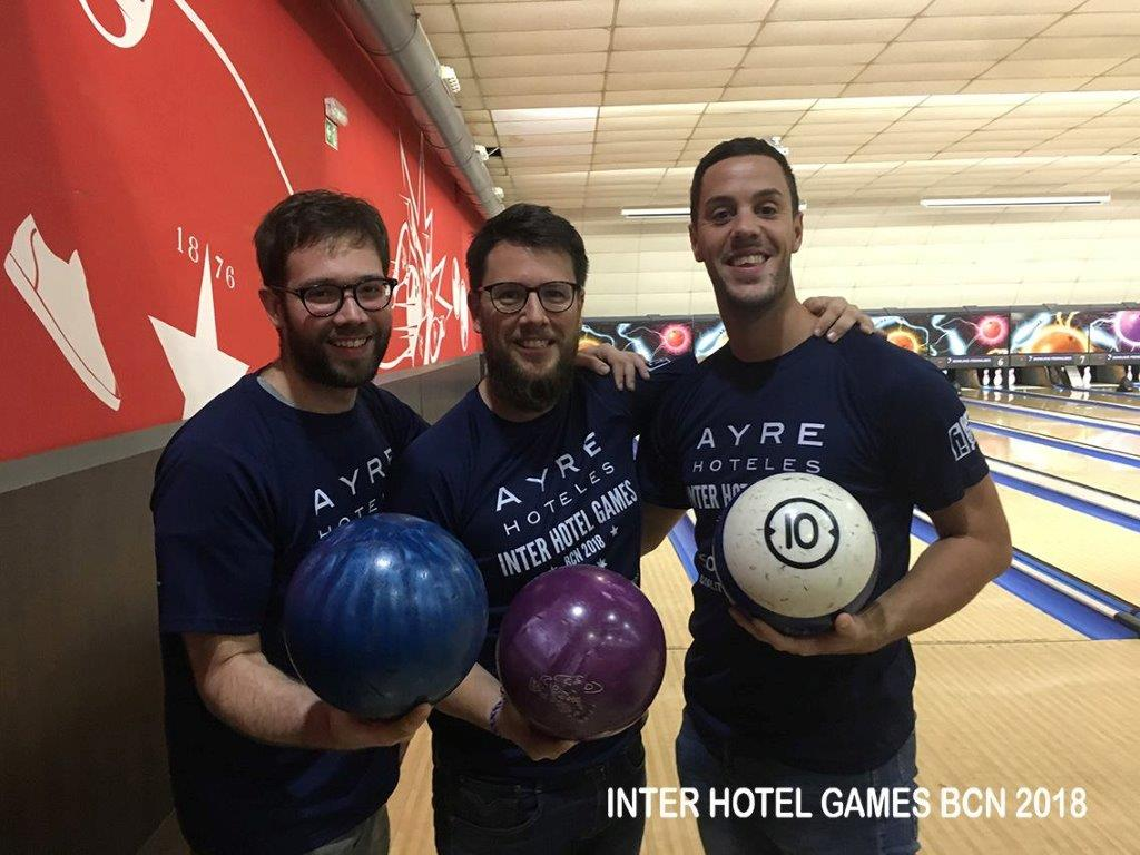 Inter Hotel Games Bowling 2